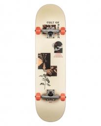 Globe G1 Parallel Universe Komplett Skateboard 8.0 Inch (coffee/offwhite)