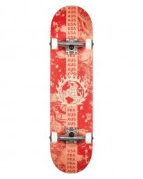 Globe G1 Ember Komplett Skateboard 8.0 Inch (fuego)