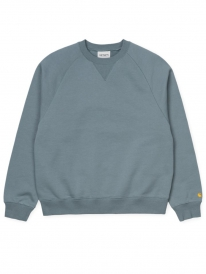 Carhartt WIP W Chasy Sweater (cloudy/gold)