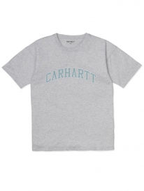 Carhartt WIP W Princeton T-Shirt (ash heather)
