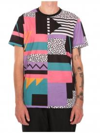 Iriedaily Theodore T-Shirt (salt n pep)