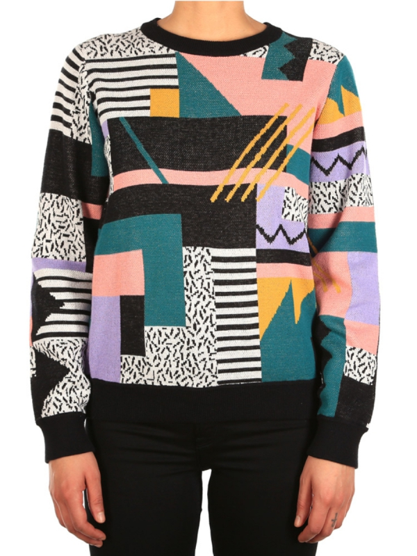 Iriedaily Rudy Knit (crazy color)