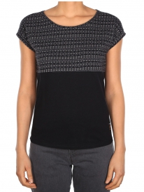 Iriedaily Ethno Block T-Shirt (black)