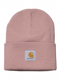 Carhartt WIP Acrylic Watch Hat Beanie (blush)