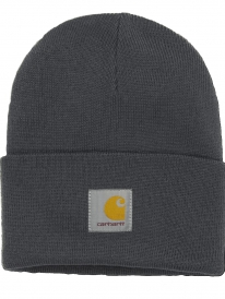 Carhartt WIP Acrylic Watch Hat Beanie (blacksmith)