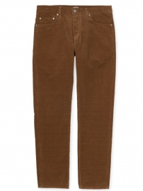 Carhartt WIP Klondike Cord Pant (hamilton brown rinsed)