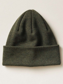 Cleptomanicx Wind Merino Beanie (rifle green)