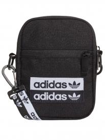 Adidas Camo Festival Bag (black/white)