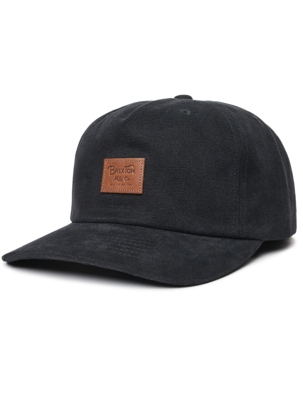 Brixton Grade 3 MP Cap (black)
