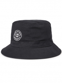 Brixton Oath Bucket Hat (black)