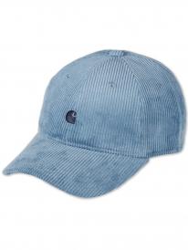 Carhartt WIP Harlem Cap (cold blue/dark navy)