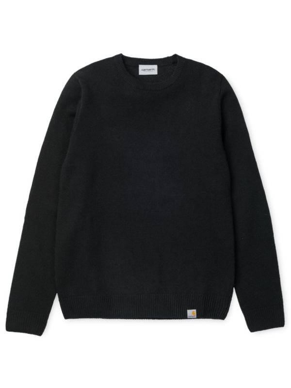 Carhartt WIP Allen Sweater (black)