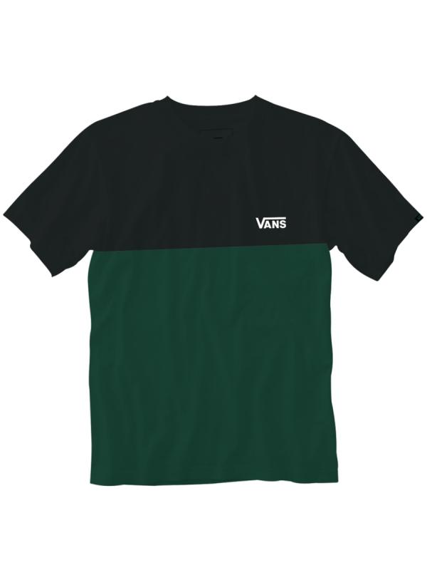 Vans Retro Active T-Shirt (prune/black)