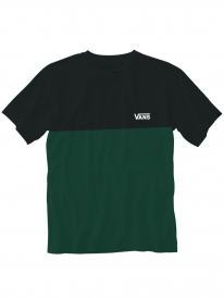 Vans Colorblock T-Shirt (black/van)