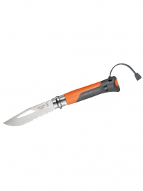 Opinel N° 08 Outdoor Taschenmesser (orange)