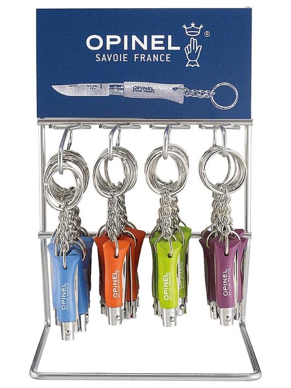 Opinel N° 04 Taschenmesser (verschiedene Farben)