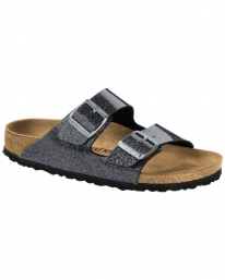 Birkenstock Arizona (cosmic sparcle anthracite)
