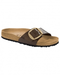 Birkenstock Madrid Big Buckle (graceful toffee)