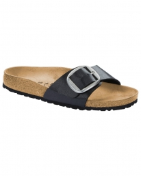 Birkenstock Madrid Big Buckle (graceful licorice)