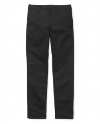 Carhartt WIP Club Pant (black rigid)