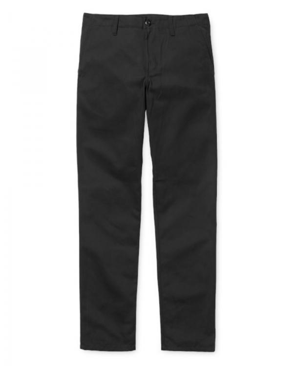 Carhartt WIP Club Pant (black rigid)