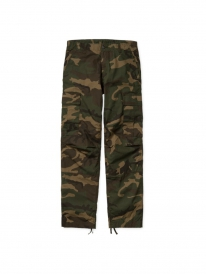 Carhartt WIP Regular Cargo Pant (camo laurel rinsed)