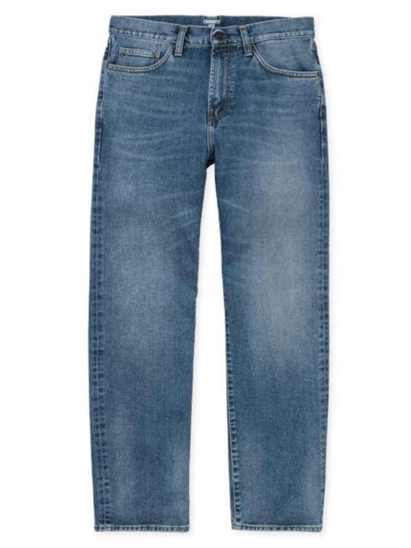 Carhartt WIP Vicious Pant (blue mid worn washed)