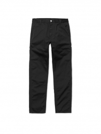 Carhartt WIP Ruck Single Knee Pant (black rinsed)