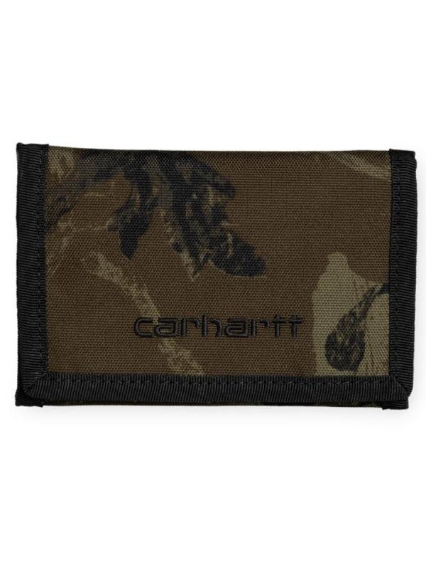 Carhartt WIP Payton Wallet (camo tree green/white)
