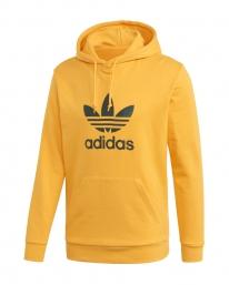 Adidas Trefoil Hoodie (gold)