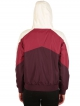 Iriedaily Tri Colore Jacket (red wine)