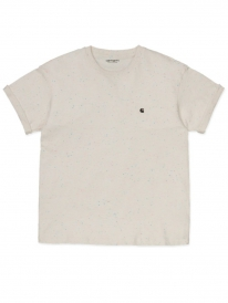 Carhartt WIP W Ava T-Shirt (wax/multicolor/black)