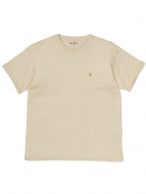 Carhartt WIP W Chasy T-Shirt (flour/gold)