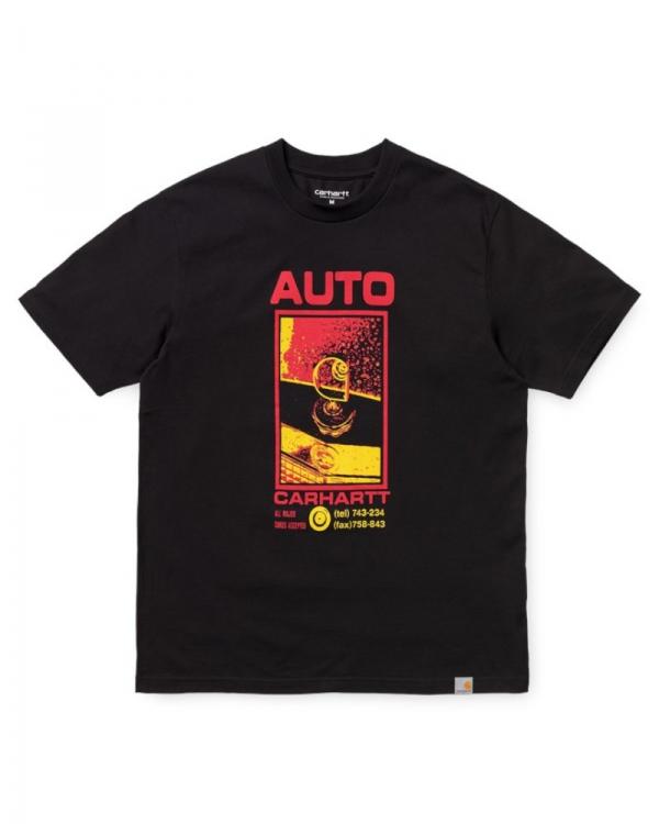 Carhartt WIP Auto T-Shirt (black)