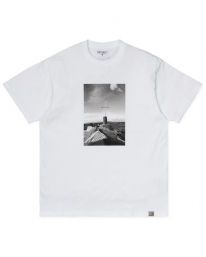 Carhartt WIP Matt Martin Salvation T-Shirt (white/black)