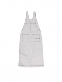Carhartt WIP W Bib Skirt Long (white rigid)