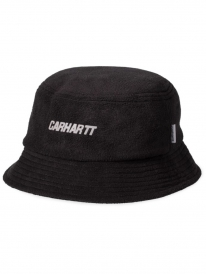 Carhartt WIP Beaufort Bucket Hat (black/reflective)