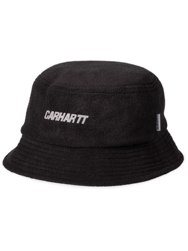 Carhartt WIP Beaufort Bucket Hat (black/reflective)