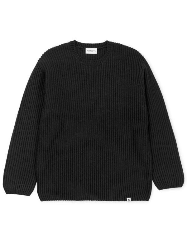 Carhartt WIP W Kaleva Sweater (black)
