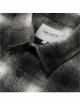 Carhartt WIP Halleck Hemd (halleck check/black)