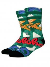 Stance Aloha Leaves Socken (green)