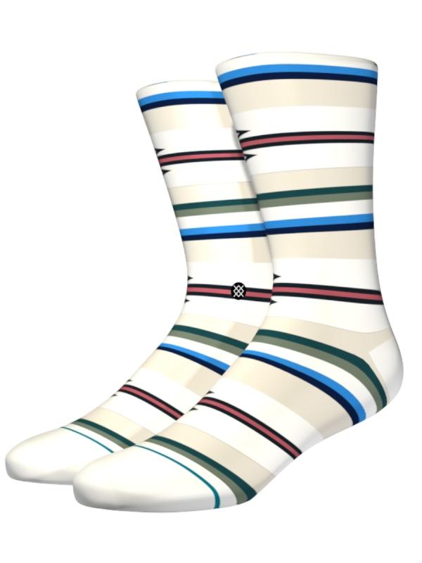 Stance Odessa Socken (white)