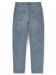 Carhartt WIP W Page Carrot Ankle Pant (blue light sone washed)