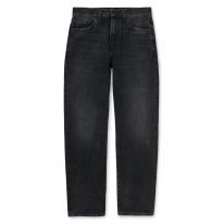 Carhartt WIP Pontiac Pant (black mid worn wash)