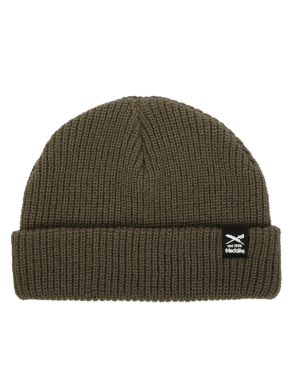 Iriedaily Transition Beanie (olive)