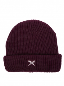 Iriedaily Shelter Heavy Beanie (earth red)