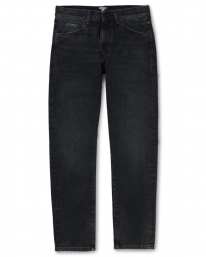 Carhartt WIP Vicious Pant (black mid worn wash)