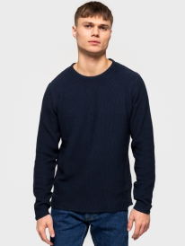 Revolution 6007 Knitted Sweater (darknavy)