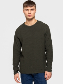 Revolution 6007 Knitted Sweater (army)