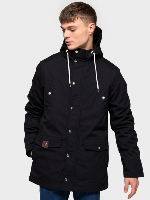Revolution 7246 Parka Jacket (black)